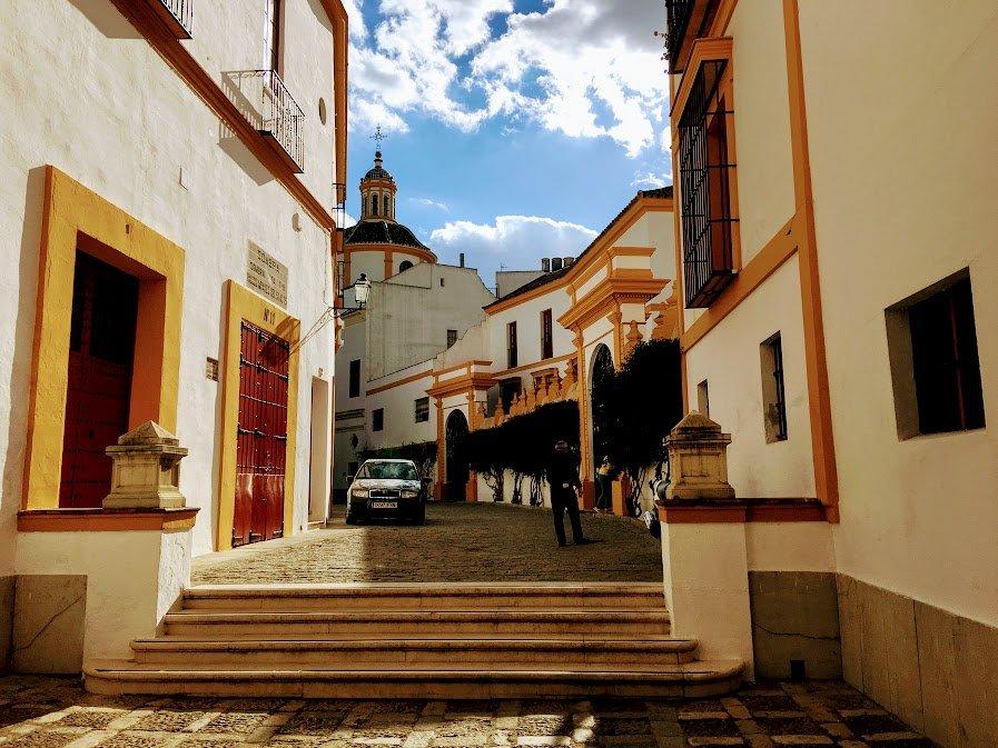 Seville Sevilla Architecture Streets