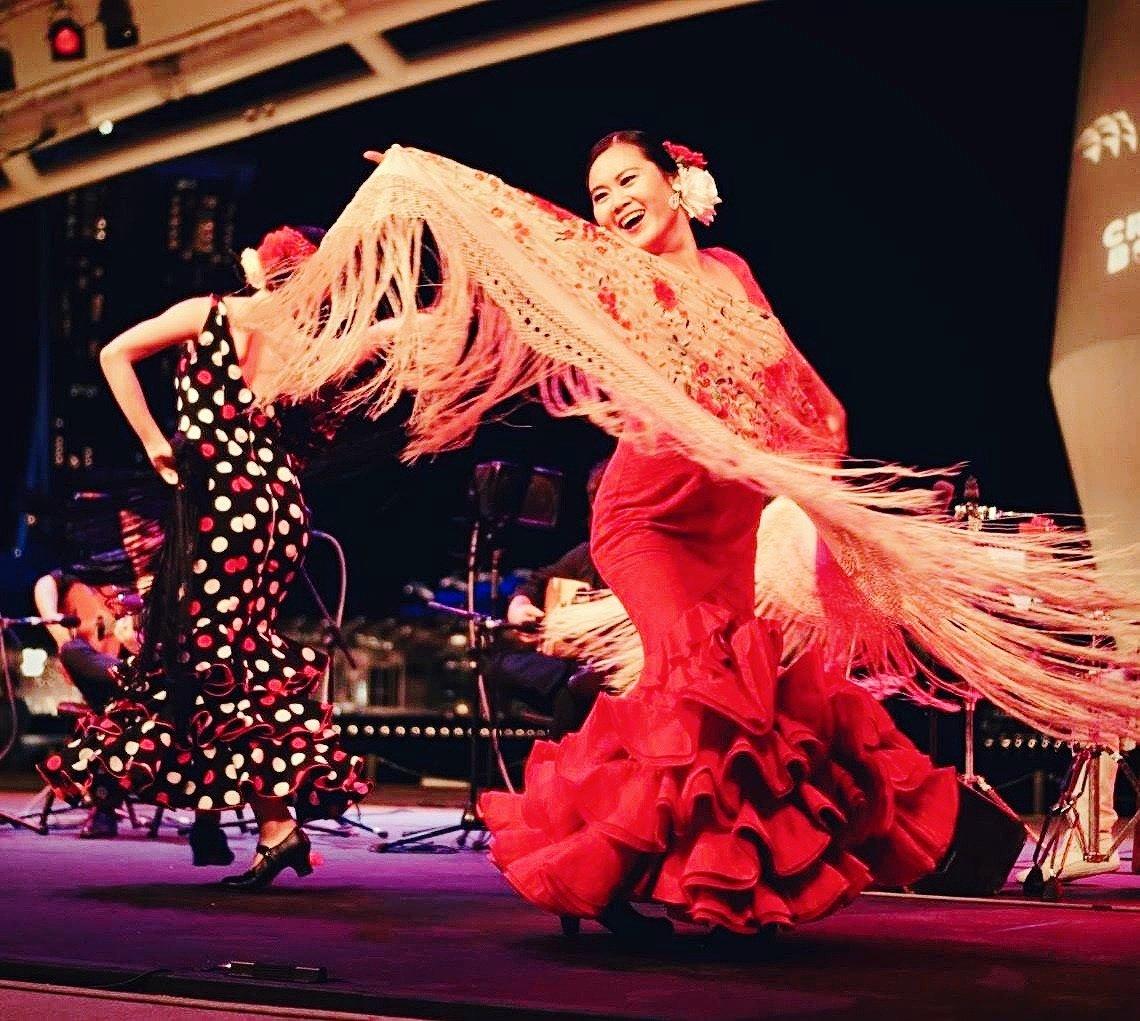 Singapore Flamenco Dancer Tania Goh