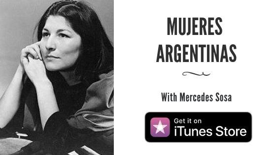 Mercedes Sosa Alfonsina y El Mar