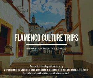 Flamenco Culture Trip Singapore-Spain