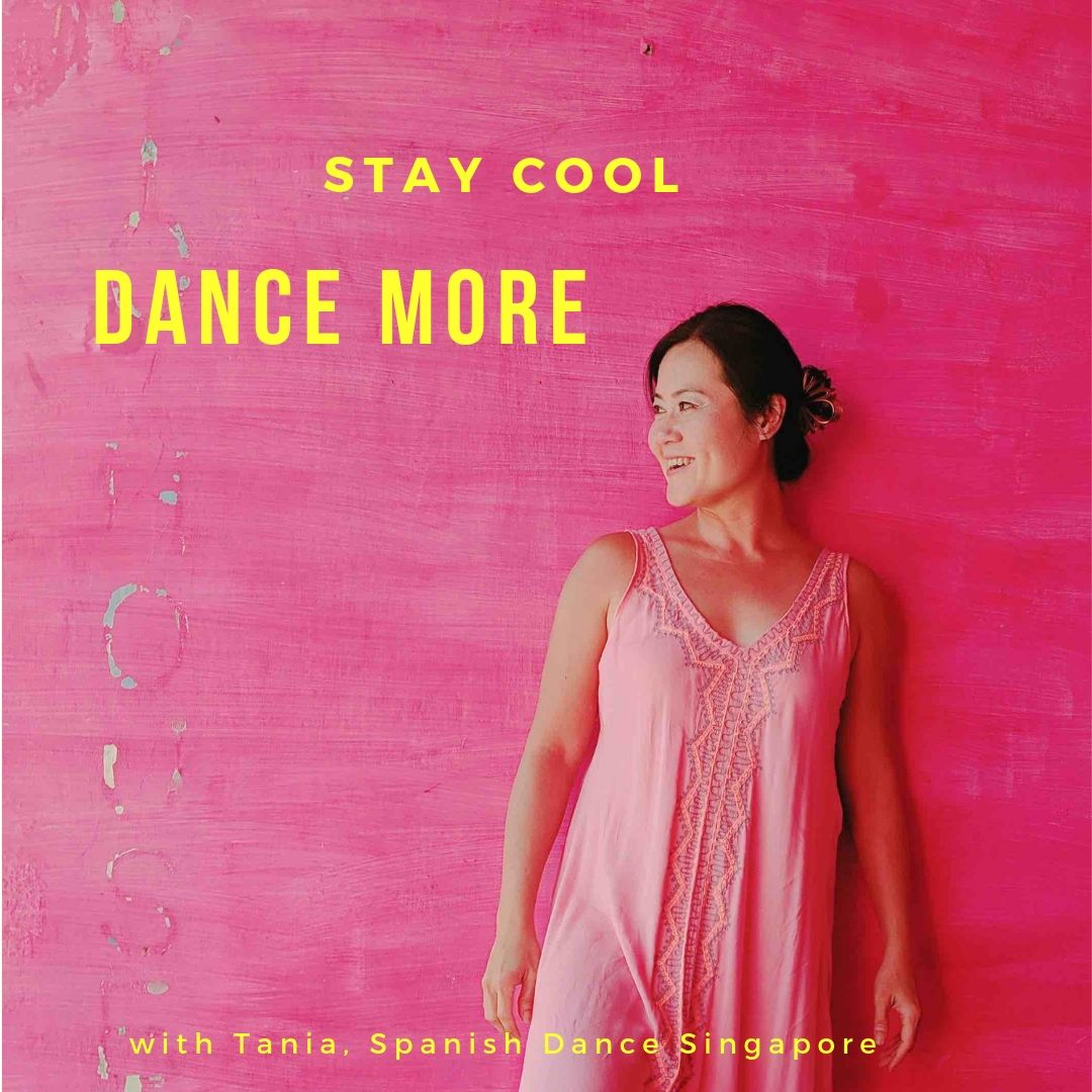Stay Cool Dance More