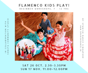 Flamenco Kids Class Singapore