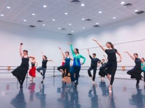 Spanish Dance Flamenco Ballet Singapore Paloma Gomez