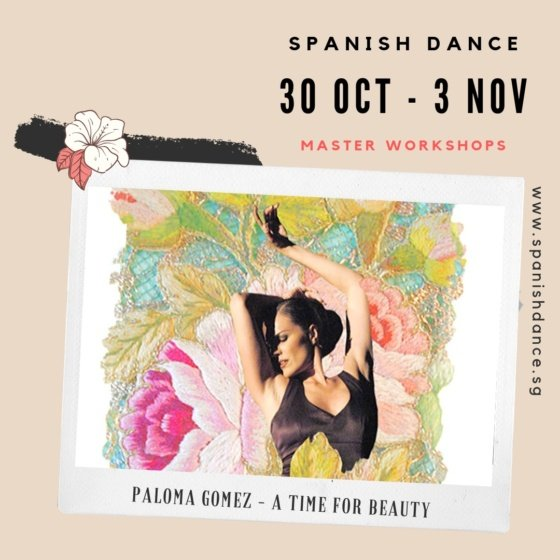 Spanish Dance Flamenco Singapore