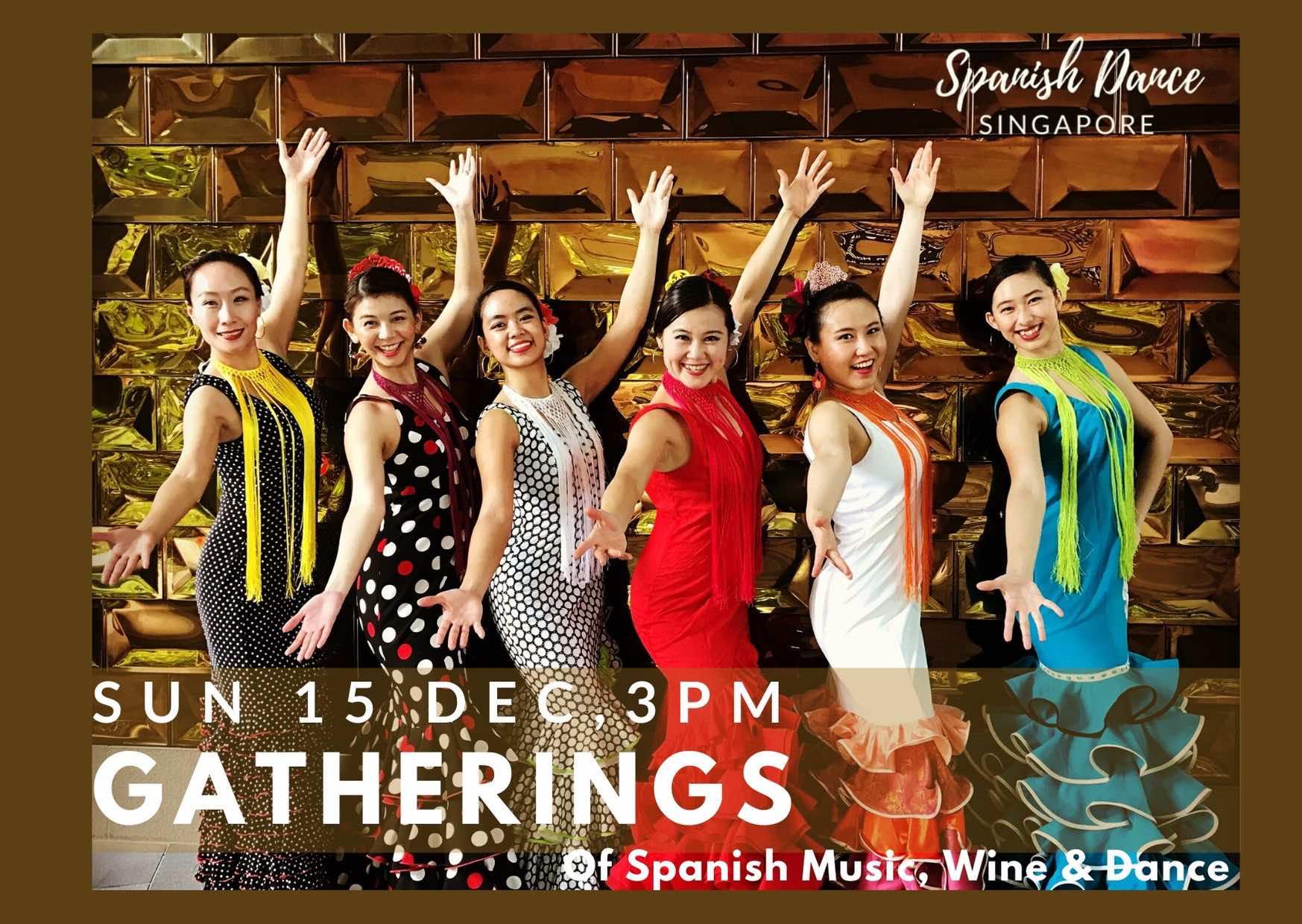 Spanish Gatherings 2019