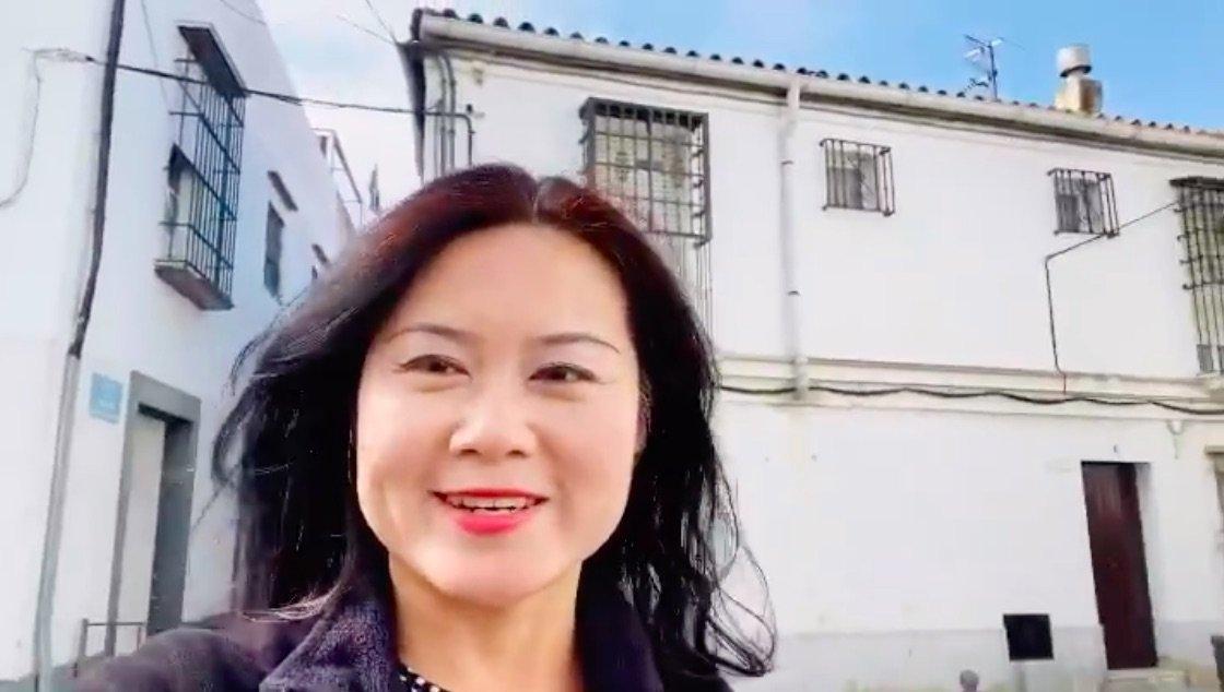 Tania Goh, Singaporean in Spain