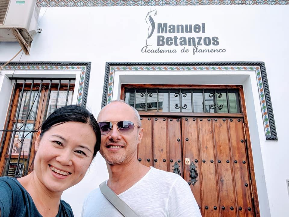 Flamenco Singapore Tania & Manuel Betanzos