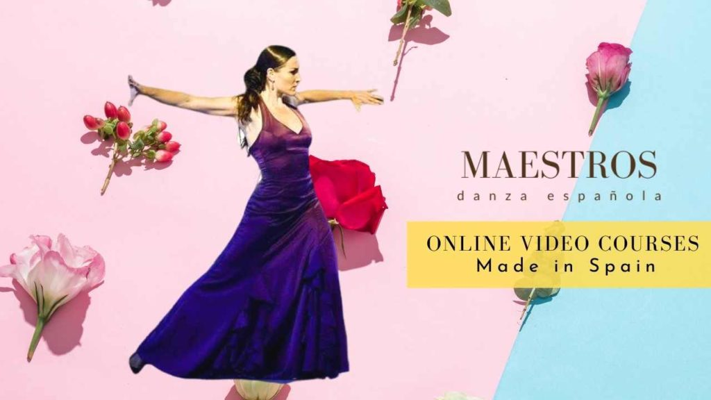 Classical Spanish Dance Online Courses