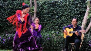 Spanish Dance Singapore Flamenco classes