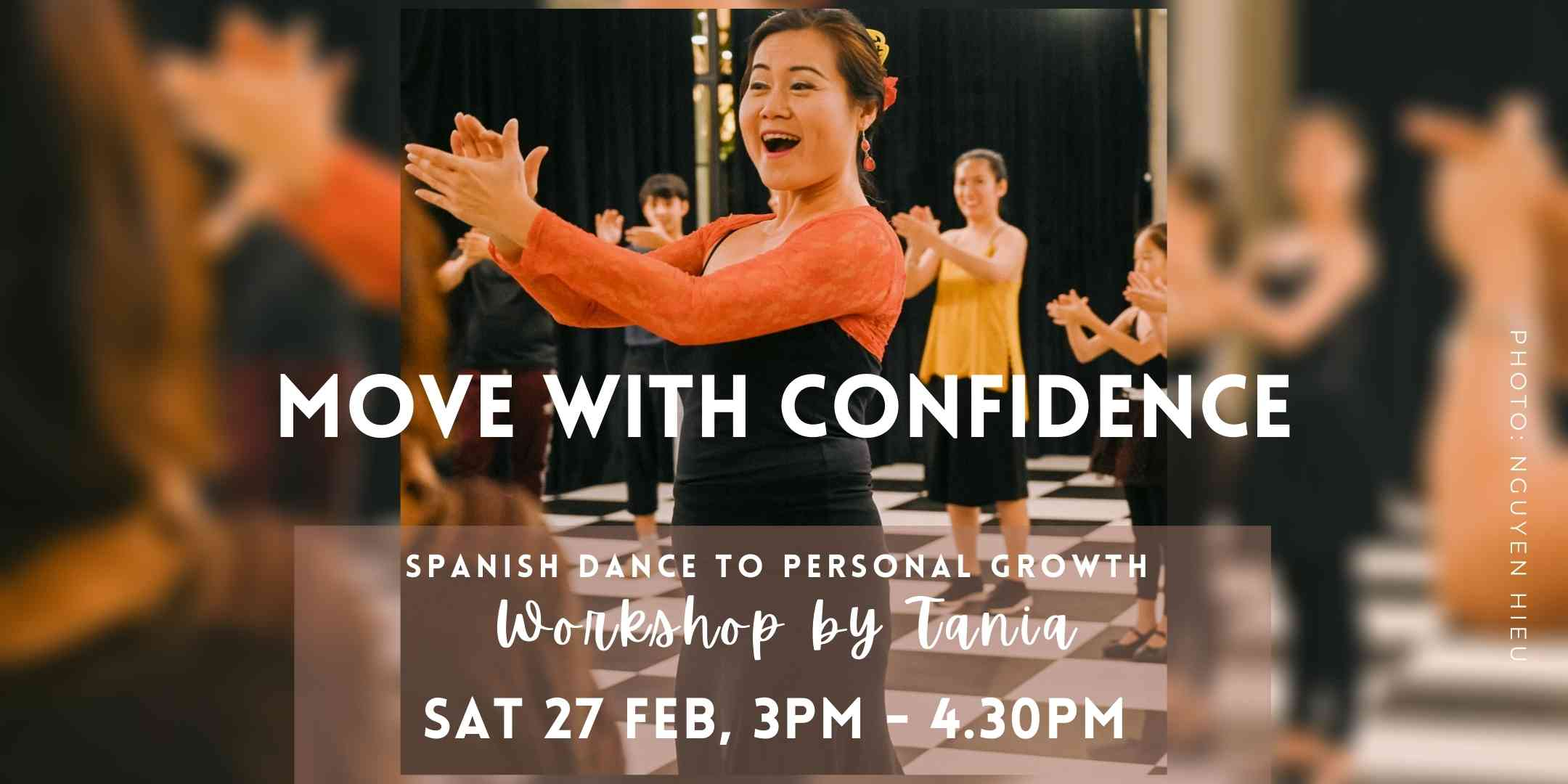 Spanish Dance for Confidence