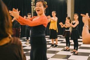 Tania Flamenco Singapore Asia