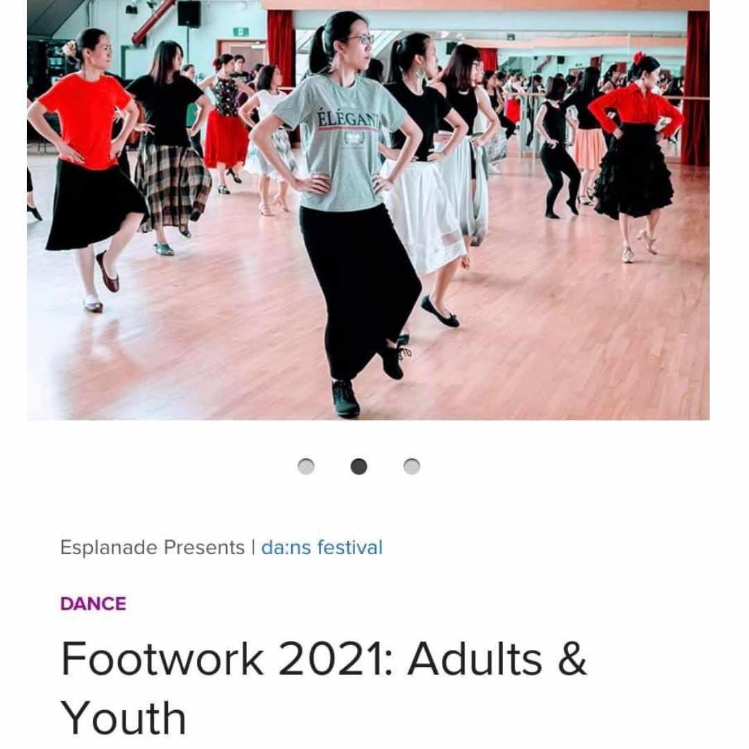 Spanish Dance Flamenco Singapore Classes