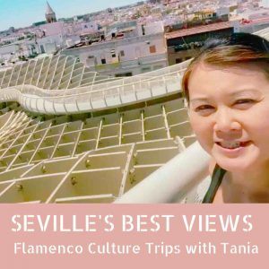 Best views in Seville, top-of-the-world feeling at Las Setas