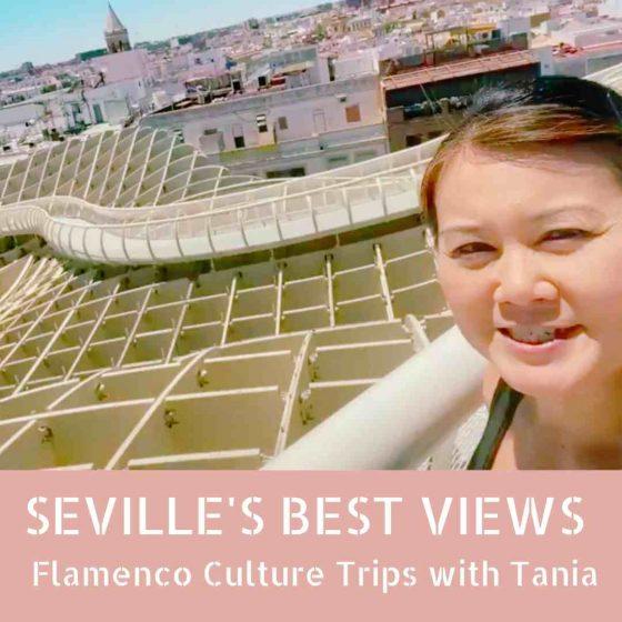 Flamenco Culture Trips with Tania Las Setas Sevilla